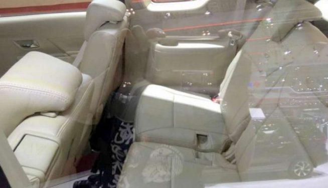 Suzuki Displays the Ertiga 6-seat Concept at GIIAS 2019 6