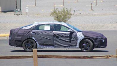 Next-Gen Hyundai Elantra Spied For the First Time 3