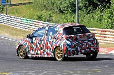 2020 Toyota Yaris Hatchback Spotted Testing 10