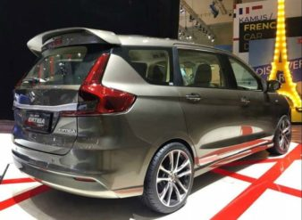 Suzuki Displays the Ertiga 6-seat Concept at GIIAS 2019 2