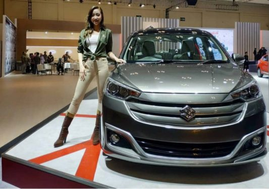 Suzuki Displays the Ertiga 6-seat Concept at GIIAS 2019 7