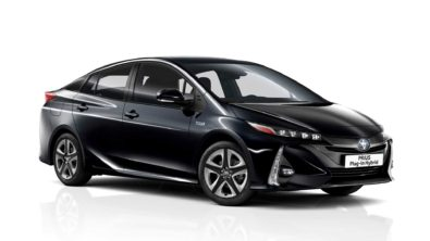 2019 Toyota Prius PHEV Gets Updated 1