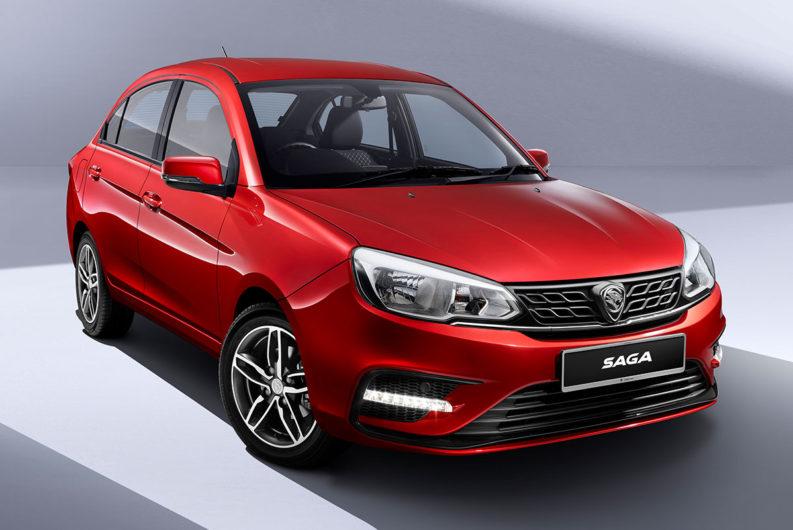 2019 Proton Saga Facelift Launched in Malaysia 3