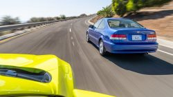 2019 Honda Civic Si Coupe vs 1999 Honda Civic Si Coupe 5