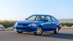 2019 Honda Civic Si Coupe vs 1999 Honda Civic Si Coupe 8