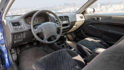 2019 Honda Civic Si Coupe vs 1999 Honda Civic Si Coupe 12