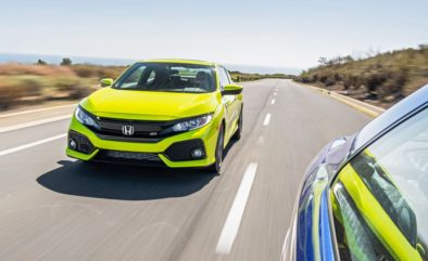2019 Honda Civic Si Coupe vs 1999 Honda Civic Si Coupe 6