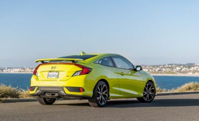 2019 Honda Civic Si Coupe vs 1999 Honda Civic Si Coupe 30