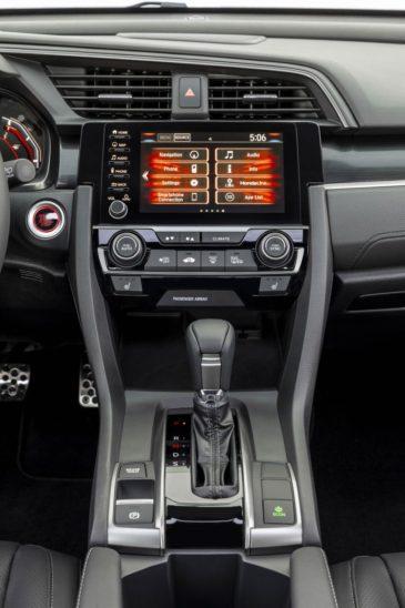 2020 Honda Civic Hatchback Facelift Debuts 8