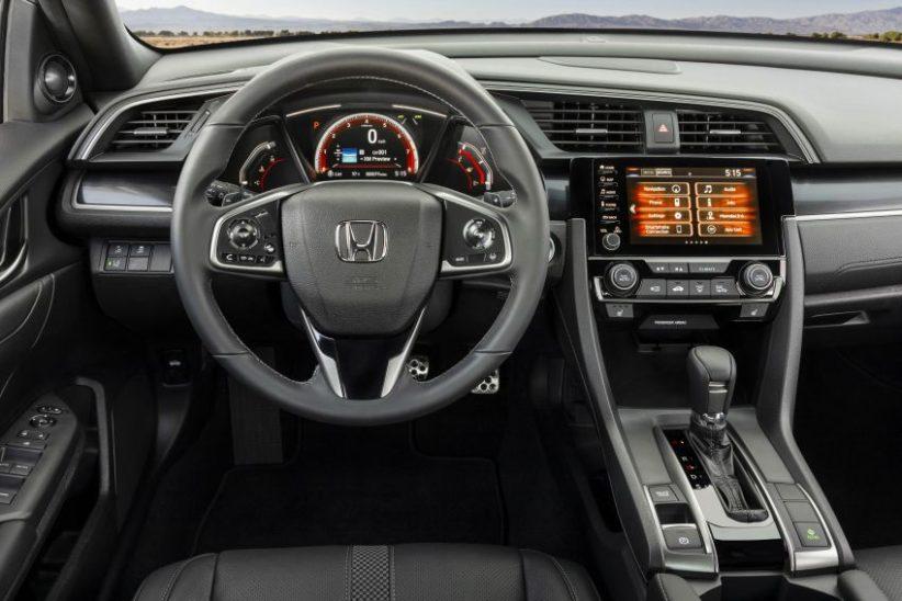 2020 Honda Civic Hatchback Facelift Debuts 7