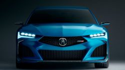 The Stunning Acura Type S Concept Debuts 2