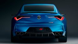 The Stunning Acura Type S Concept Debuts 5