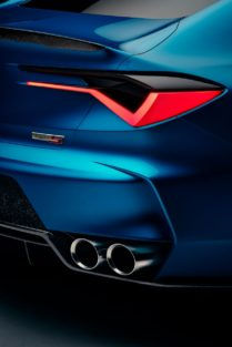 The Stunning Acura Type S Concept Debuts 7