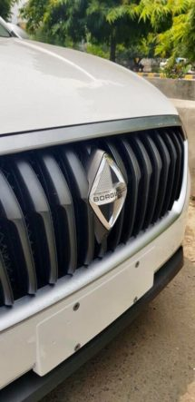 Borgward BX5 SUV Spotted in Lahore 2
