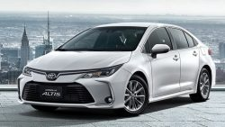 New Toyota Corolla to Make its Thailand Debut on 13th September 1