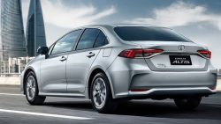 New Toyota Corolla to Make its Thailand Debut on 13th September 2