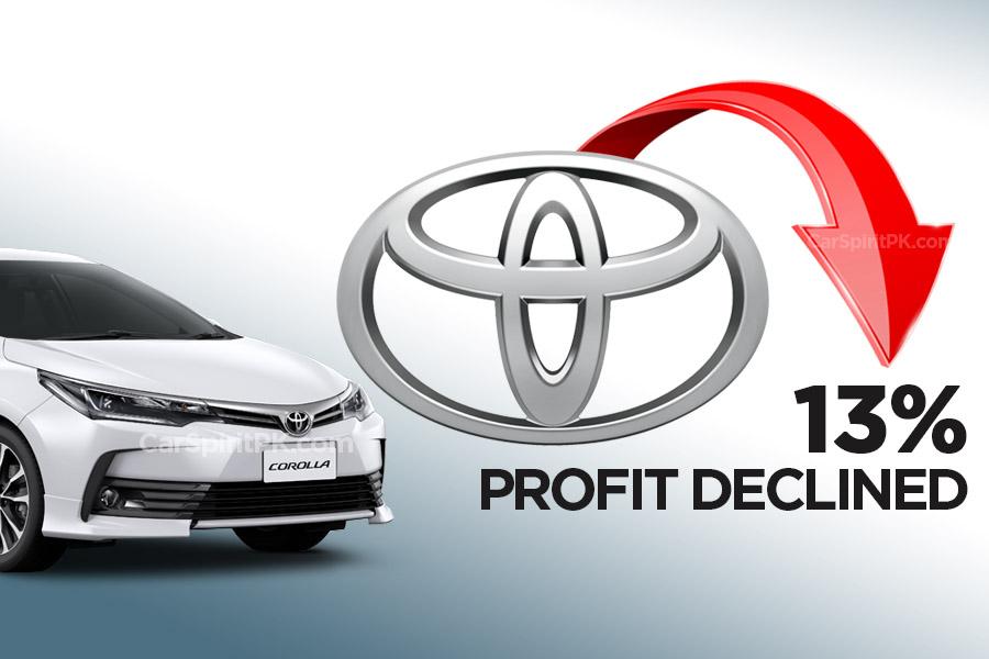 Indus Motor Company Posts 13% Profit Decline 9