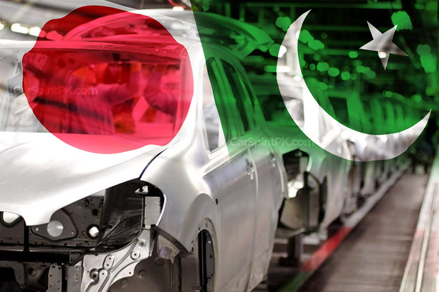Japan to Help Enhance Car Production in Pakistan 3