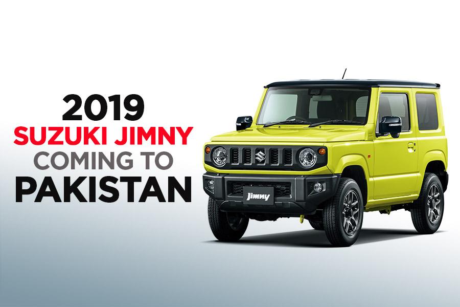 Pak Suzuki to Launch 4th Gen Jimny in Pakistan 6