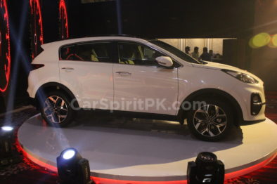 Local Assembled 2019 Kia Sportage Launched 7