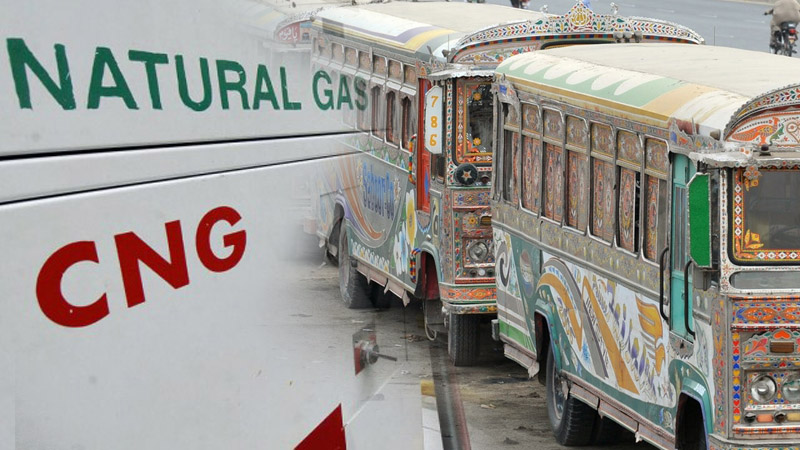 Government Bans Use of CNG/LPG in Public Transport & School Vans 1