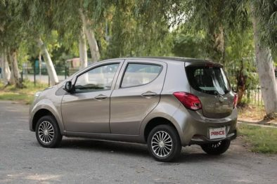 First Official Photos- Prince Pearl 800cc Hatchback 3