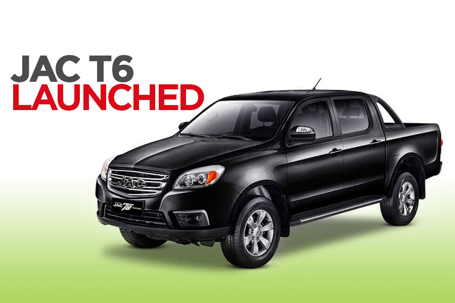 Ghandhara's JAC T6 Double Cabin Pickup Reaches the Dealerships 1