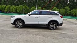 First Images of FAW's Flagship Bestune T99 SUV 3