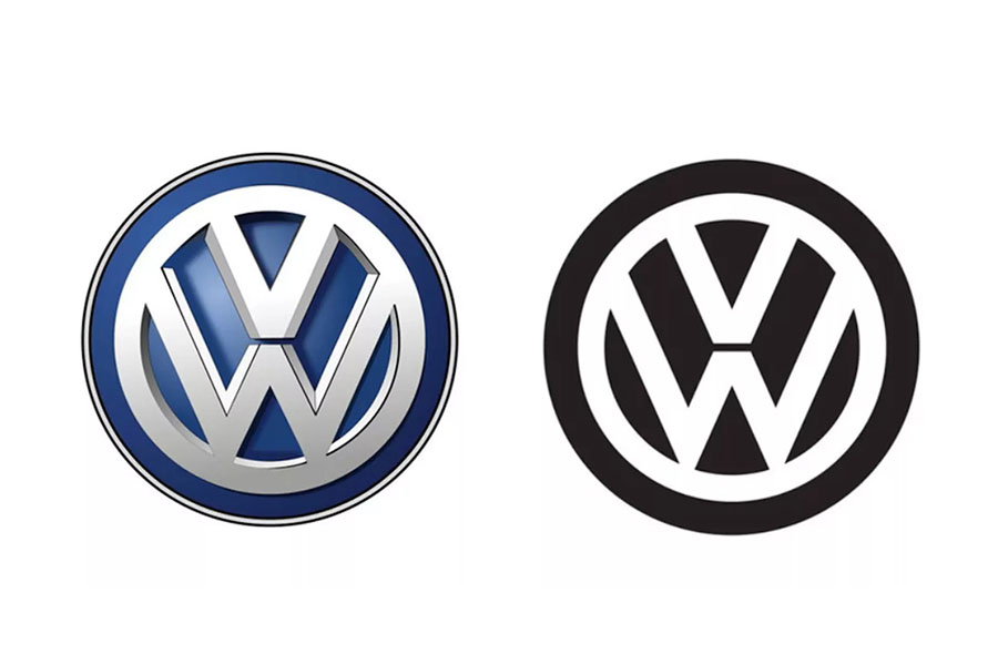Volkswagen to Change its Logo for the First Time Since 2000 8