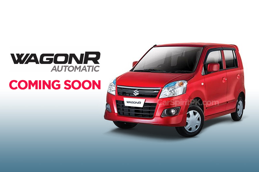 Pak Suzuki to Introduce WagonR Automatic 9