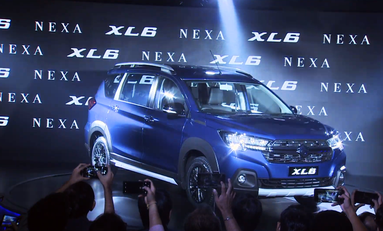 Suzuki XL6 Premium MPV Launch in India Priced from INR 9.79 Lac 6