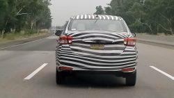 Toyota Yaris Spotted at Motorway M2 1