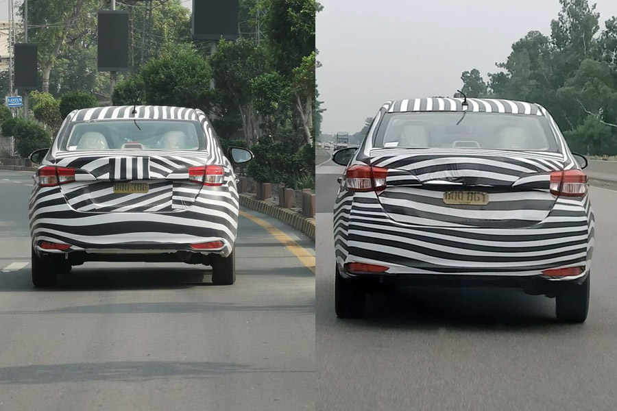 IMC Testing Toyota Yaris with 2 Different Engines 9