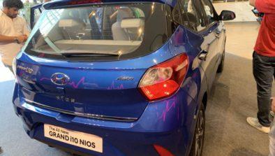 Hyundai Grand i10 Nios Launched in India at INR 4.99 Lac 9