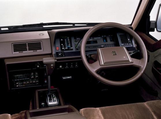 History of Toyota HiAce 18