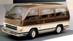 History of Toyota HiAce 17