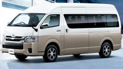 History of Toyota HiAce 31