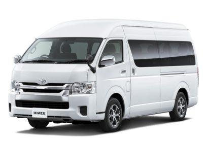 History of Toyota HiAce 26