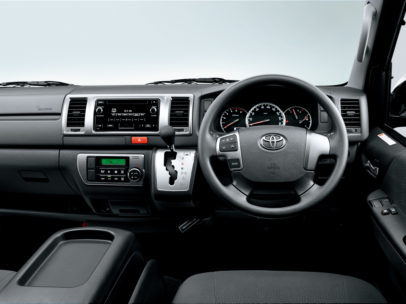 History of Toyota HiAce 27