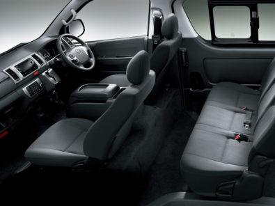 History of Toyota HiAce 28