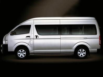History of Toyota HiAce 29