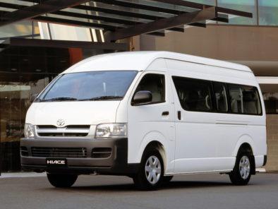 History of Toyota HiAce 30