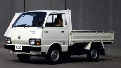 History of Toyota HiAce 12