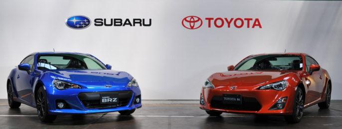 Toyota and Subaru Agree on New Capital Alliance 2