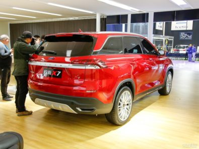 Changan Considering to Introduce New Cars in Pakistan 4