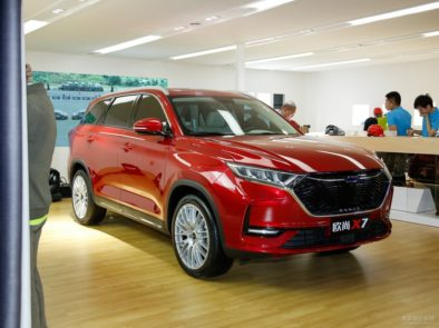 Changan Considering to Introduce New Cars in Pakistan 3