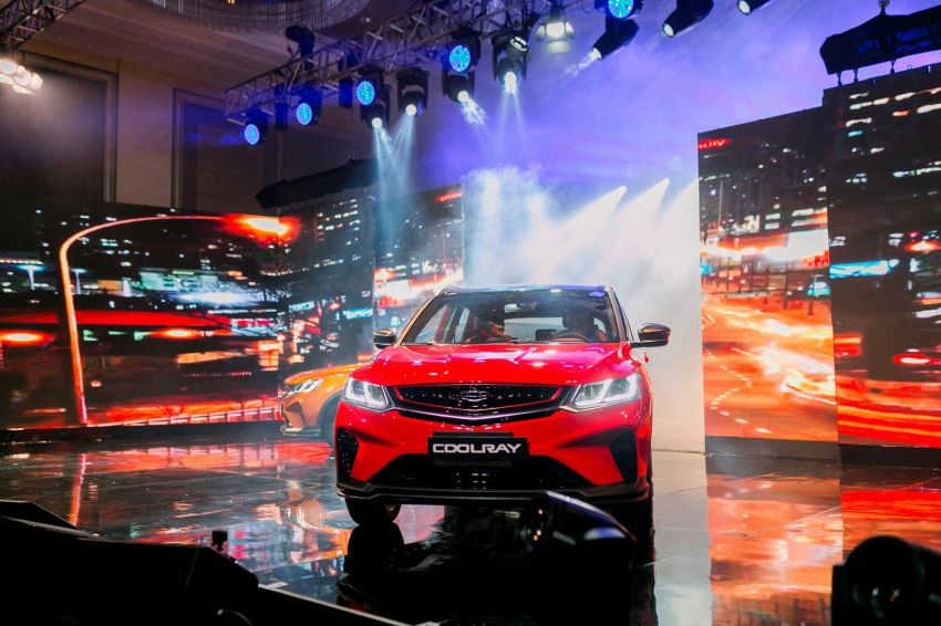 Geely Makes a Comeback in Philippines with Coolray 7