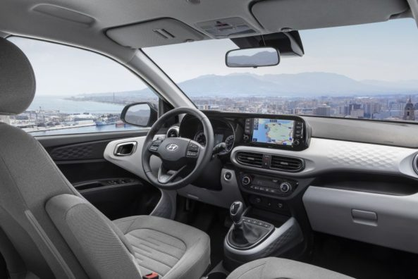 Hyundai Unveils New i10 Ahead of Frankfurt 11
