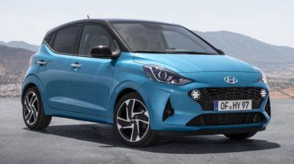 Hyundai Unveils New i10 Ahead of Frankfurt 3