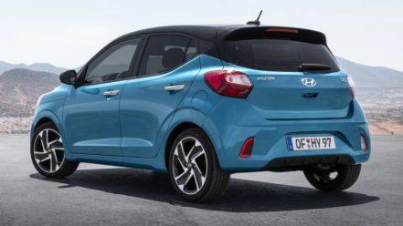 Hyundai Unveils New i10 Ahead of Frankfurt 4
